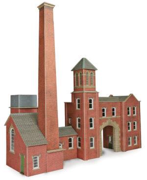 All N Industrial Buildings