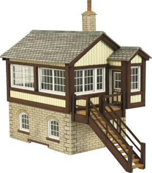 Metcalfe 00/HO Railway Buildings