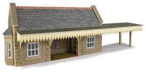 Metcalfe N Railway Buildings
