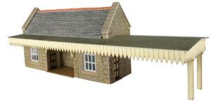All N Railway Buildings