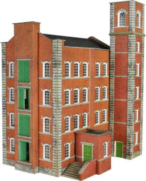 Metcalfe 00/H0 Industrial Buildings